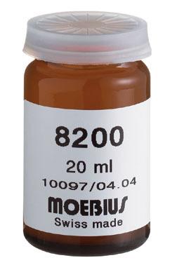 FETT MOEBIUS 8200, FJÄDER 50ml