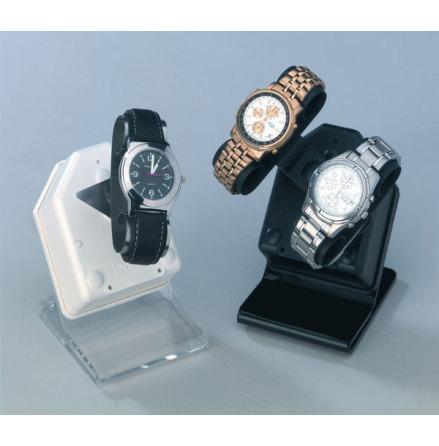 KLOCKSNURRA WTS220v, SVART För två klockor