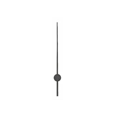 VISARE SEK.SVART 60 MM, HECHIN 5 ST