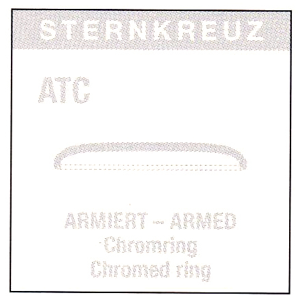 GLAS MTL/C/ATC ARMERAT