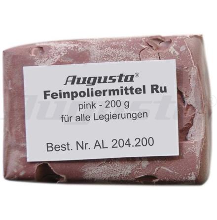 POLERPASTA RU-ROSA 200 gr Högglans alla metaller