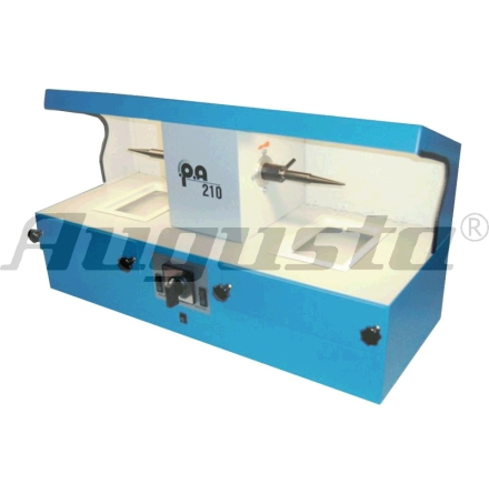 POLERMASKIN PA 210, 2 spindlar Vikt 36kg/750x335x430mm
