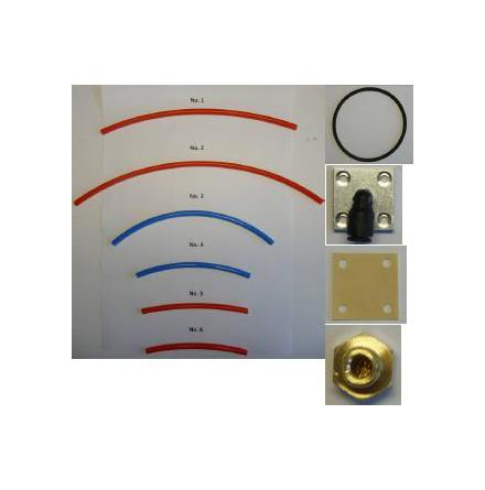 SERVICE KIT FÖR POSEIDON Inkl packningar, filter,membra