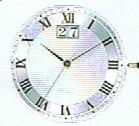 1M52, MIYOTA VERK Stort datum kl 12
