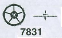ROLEX MELLANHJUL 1530
