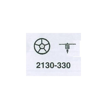 ROLEX BOTTENHJUL 2130