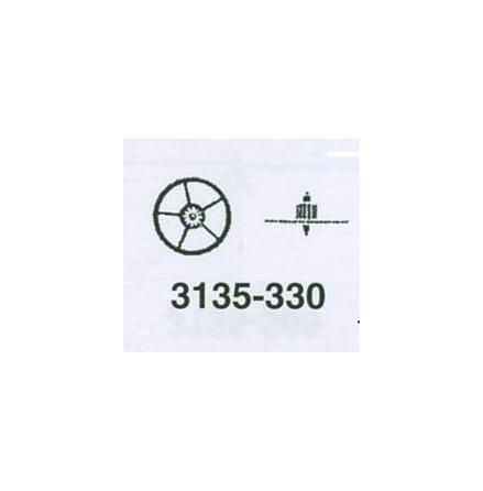 ROLEX BOTTENHJUL 3135