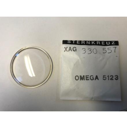 GLAS Omega PX5123 gul - nr 406 Sternkreuz XAG 330.557