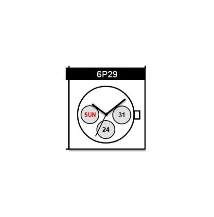 6P79, MIYOTA VERK