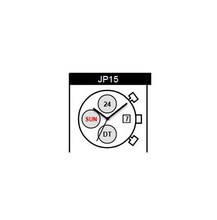 JP15, MIYOTA VERK