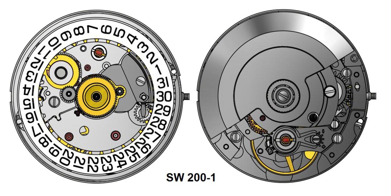 Sellita SW 200-1