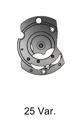 Automatbrygga övre Sellita SW 200-1