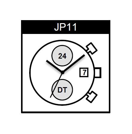 JP11, MIYOTA VERK
