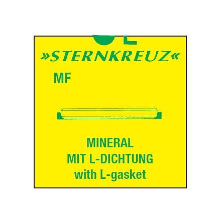 GLAS 1,8 MF med packning