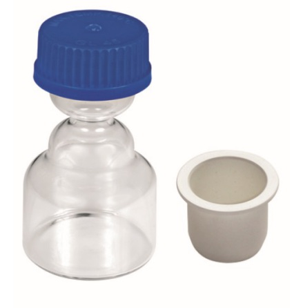 EPILAMISERINGSFLASKA ,70 ml Med lös korg 30x30mm