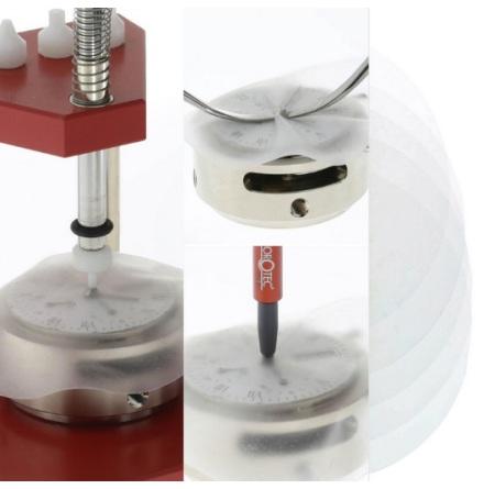 SKYDD FÖR TAVLA, BOETT MM Rund silikon 60 mm x 0,06, 5 st/förp