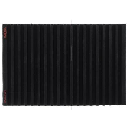 VERKTYGSMATTA 10X15 CM, silikon svart, Horotec