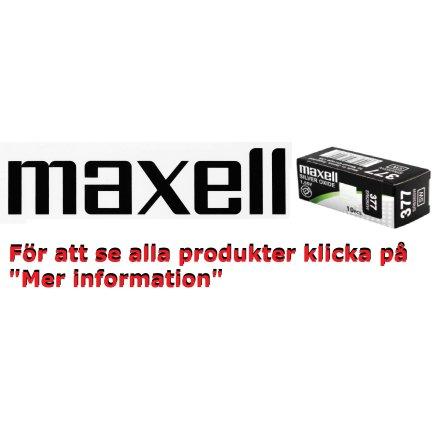 MAXELL knappceller, silveroxid