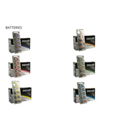MAXELL litiumbatterier för klockor