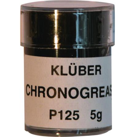 FETT CHRONOGREASE KLUBER P125 5 gr