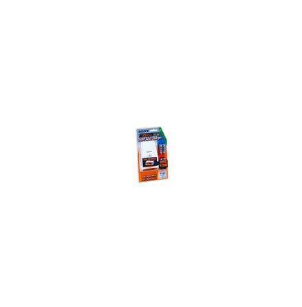 BATTERILADDARE + 4X 2300mAh LCD REFRESHLADDARE 2TIM LADDN.